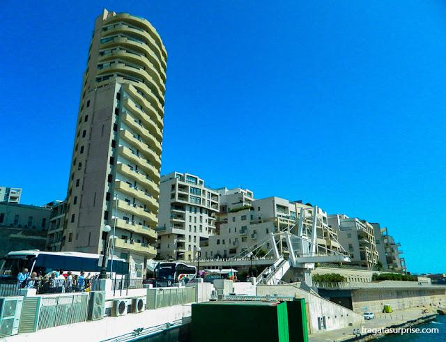 The Seafront Tower Suites, hotel em Sliema, Malta