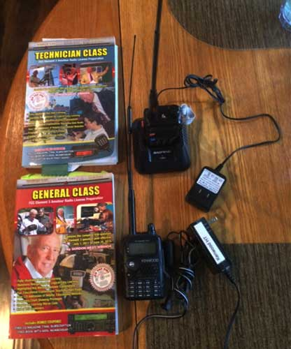 Can we remember how to use our ham radios during our eclipse travels?