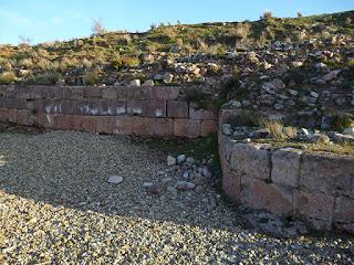 Muralla Bajo Imperial. Tiermes