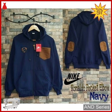AND064 Jaket Wanita Nike Jacket Ronaldo Pocket BMGShop