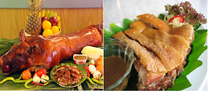Want something to eat? Lechon de Leche is the best !!!