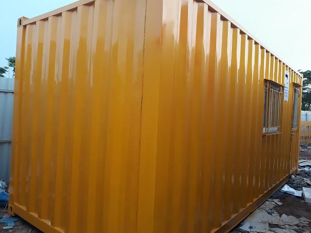 Container Văn Phòng Tại Đồng Nai Giá Bao Nhiêu?