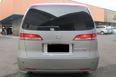 Eksterior Honda Elysion Prefacelift