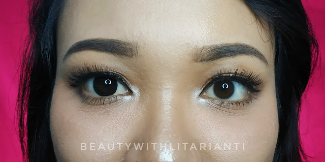 [REVIEW] X2 Softlens KOKO BLACK by Exoticon Big Eyes Series - Gothic