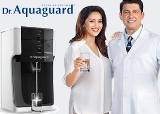 Get Free Home Demo of Dr. Aquaguard Water Purifier