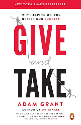 Give and Take: WHY HELPING OTHERS DRIVES OUR SUCCESS pdf Download