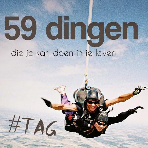 59 dingen #tag
