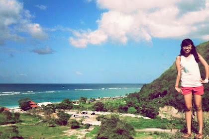 Jalan - Jalan Bersama Cahyani Pratiwi ke Pantai Tegal Wangi, Pantai Jimbaran, Pantai Green Bowl, Pantai Karma Kandara di Bali