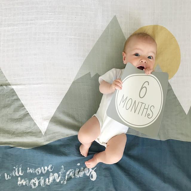 Emmeline 6 months old