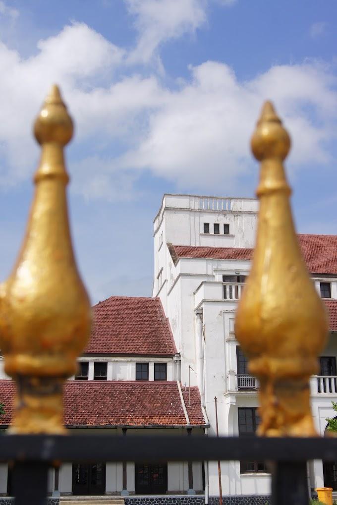 Bangunan Bersejarah Di Tgeal