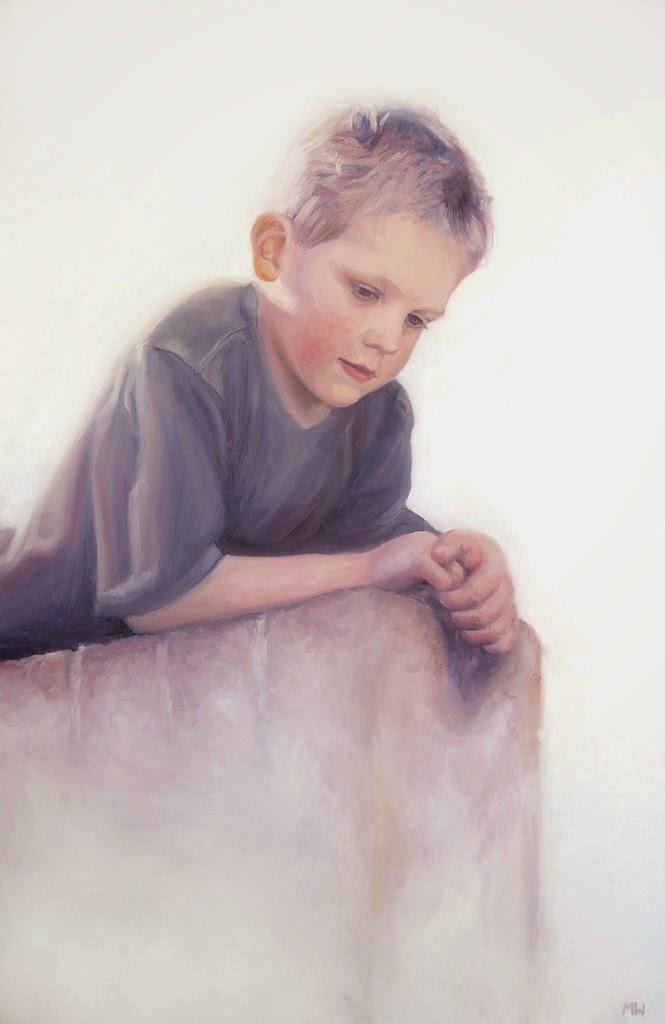 Eu Vejo Tudo - Matthew Weathers e suas pinturas | O pintor da luz