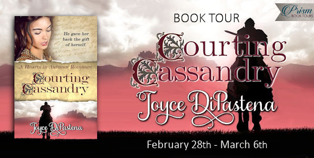 Courting Cassandry by Joyce DiPastena – Grand Finale Blitz + Giveaway
