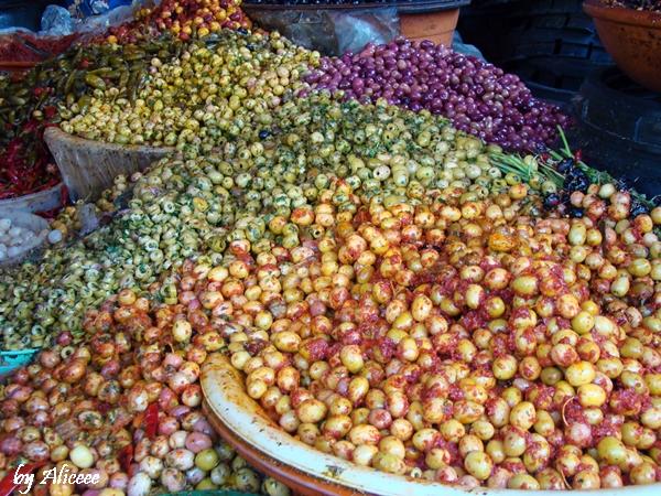 piata-de-masline-maroc
