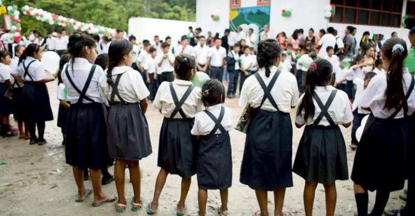 Más de 500 docentes han sido destituidos por violencia sexual contra escolares, según el MINEDU