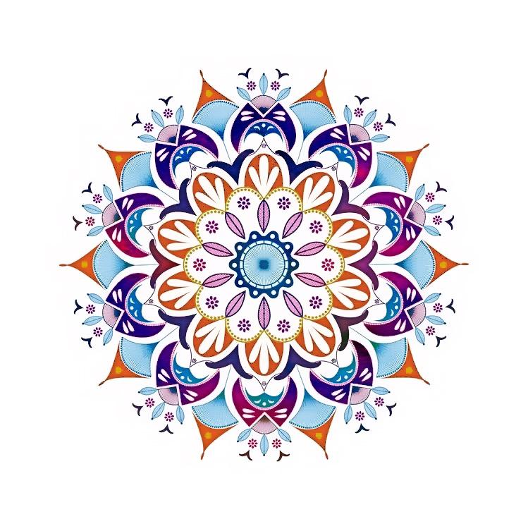 Mandala Concept Art