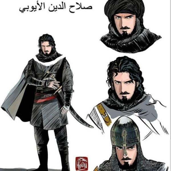 Shalahuddin Al Ayyubi, Sang Penakluk Yerusalem (Pembebas Palestina)