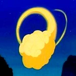Dragon Ball Nube Kinto