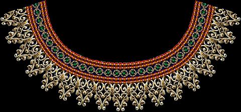 Jwellery-neck-design-textile-print-7018