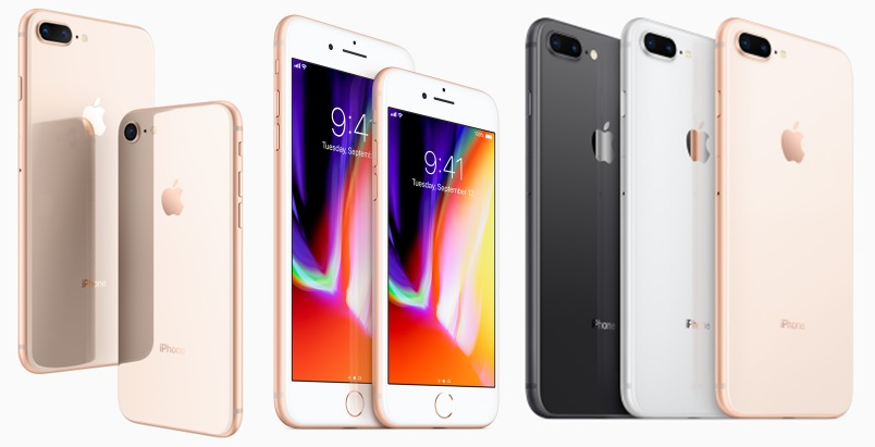 iPhone 8 and iPhone 8 Plus now official: