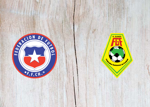 Chile vs Guinea -Highlights 15 October 2019