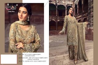 Rinaz Fashion Zebtan Vol 2 Pakistani Suits Wholesale Collection