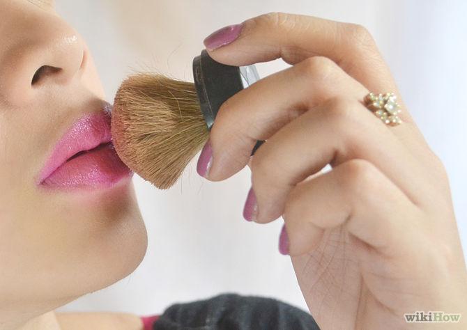 lipstick, lips, pink