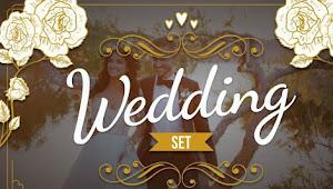 Wedding Set Effect Wondershare Filmora Full Pack