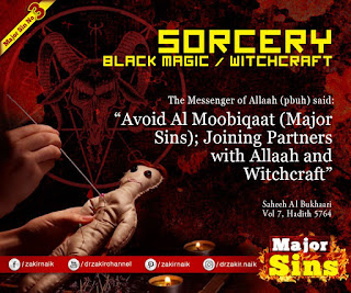 MAJOR SIN. 3.2. SORCERY : Black Magic / Witchcraft | Kabira Gunah