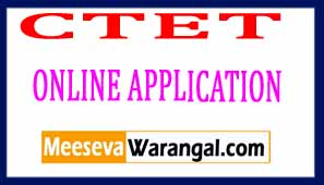 CTET 2017 Application Form, CTET July 2017