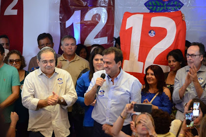 Carlos Eduardo indica prima da mulher para ser vice de Álvaro Dias ...