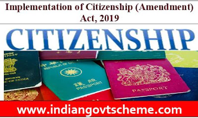Implementation of Citizenship