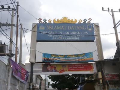 Wajah Kampung Baru Kampungnya Mahasiswa