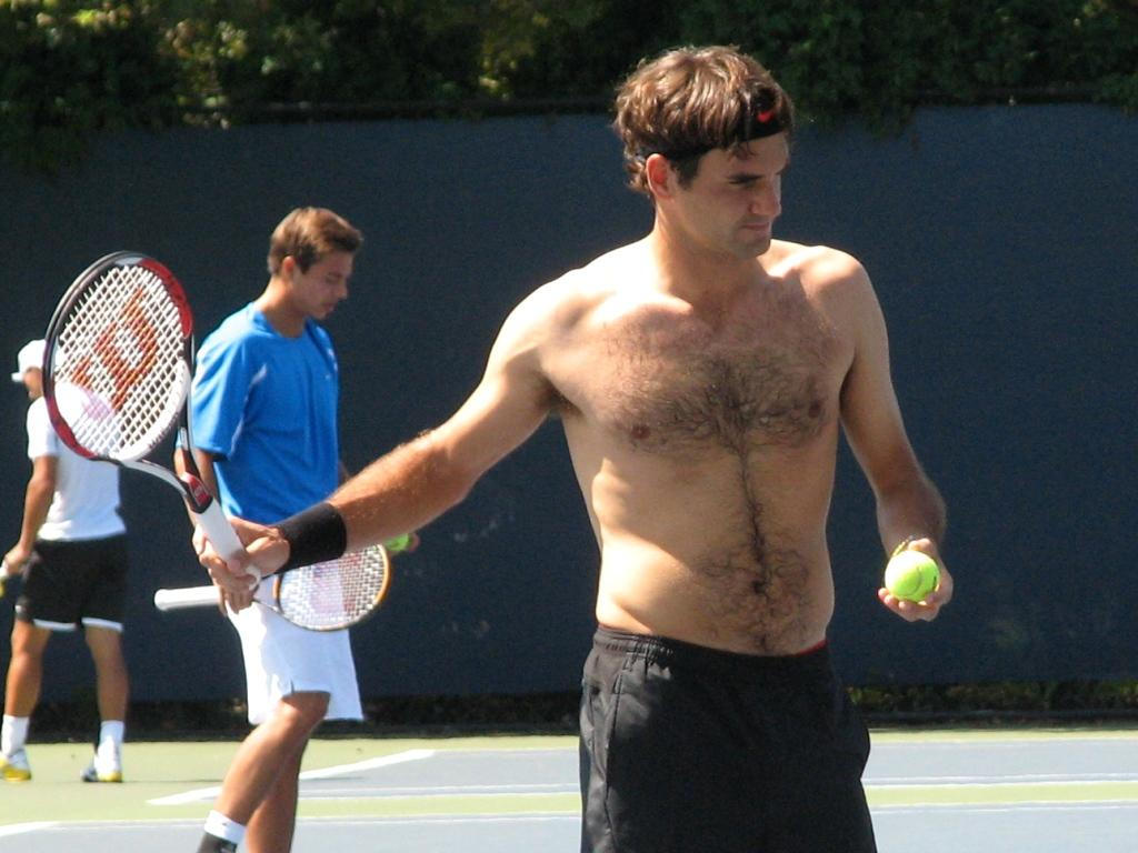 Exotic Cars Wallpaper Pack Roger Federer Shirtless Sports Wallpapers