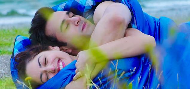Sanam Re pulkit samrat and yami gautam romance
