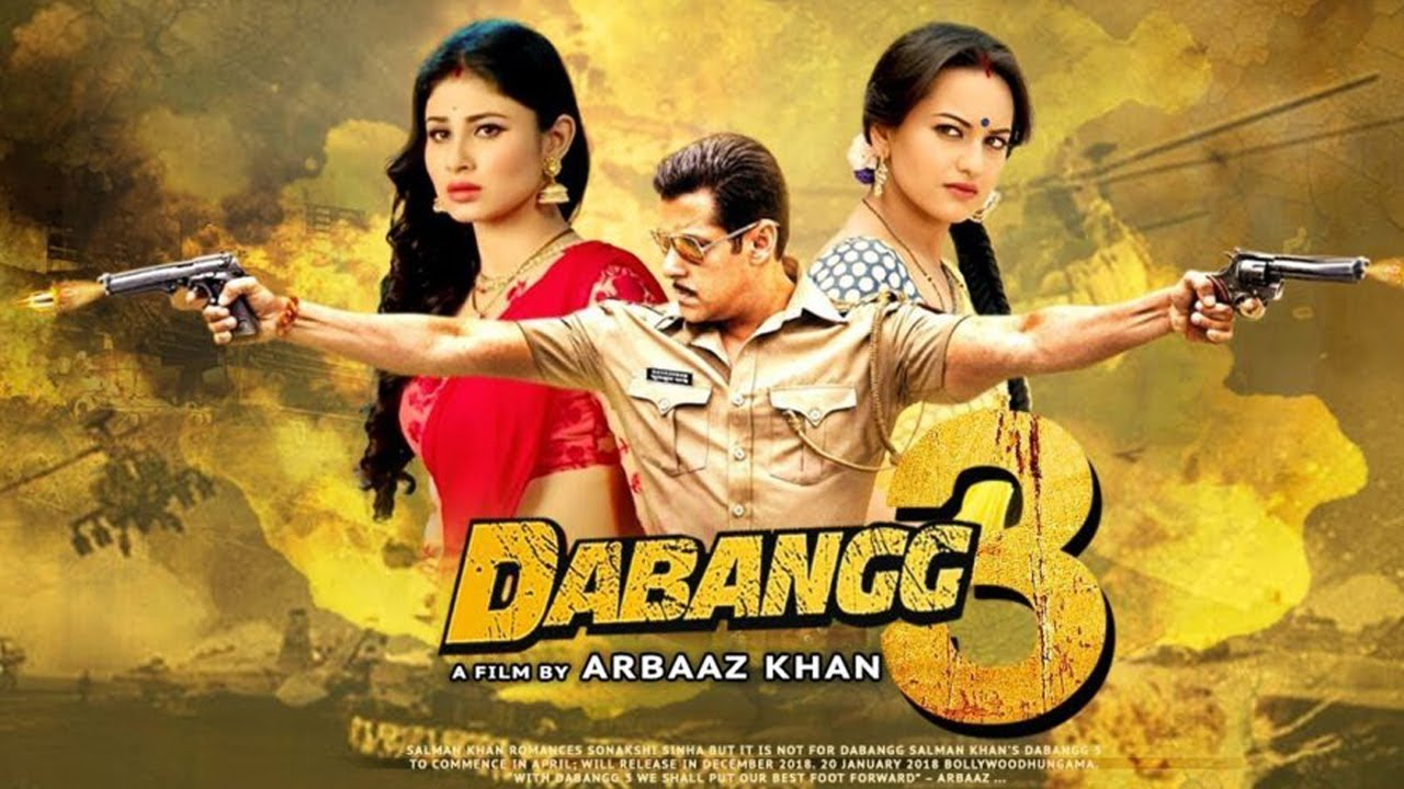Dabangg 3 New Hindi Movie Download
