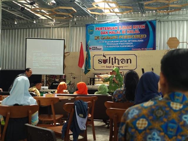 Pertemuan Ilmiah Rutin ( PIR ) IFI Cabang Purworejo