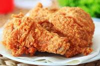 Resep Ayam Goreng Crispy Pedas Ala Resto Untuk Berbuka Puasa
