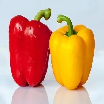 ढोबळी मिर्ची, bell pepper vegetables name in Marathi