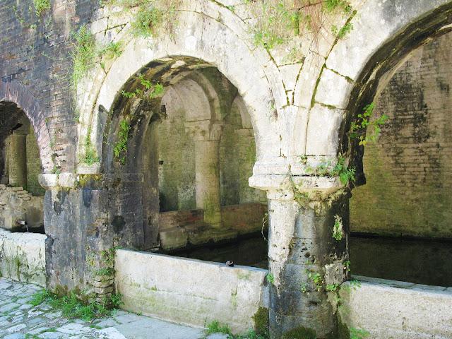 Fonti Medievali en San Gimignano