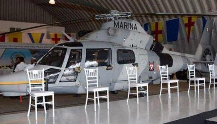 Así es el Panther MBe el helicóptero de última generación utilizado por la marina, México es el primero en usarlo a nivel mundial