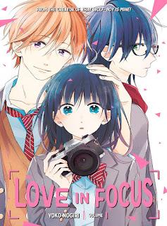 Descargar Love in Focus manga para Kindle