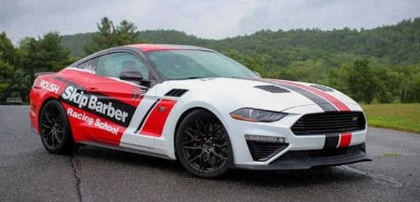 Livery Ford Mustang