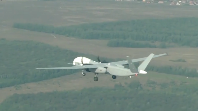 Altius-U unmanned aerial vehicle