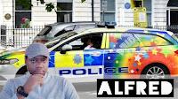 The UK Rolls Out Rainbow Police Car Fleet : United Kingdom News Updates