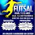 Conselheiro Tutelar Ailton Taxista promoverá torneio de futsal para arrecadar alimentos. CONFIRA.