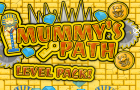 Mummy's Path Level Pack walkthrough