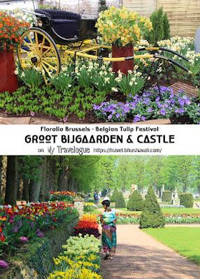 Groot Bijgaarden Castle Floralia Brussels Pinterest
