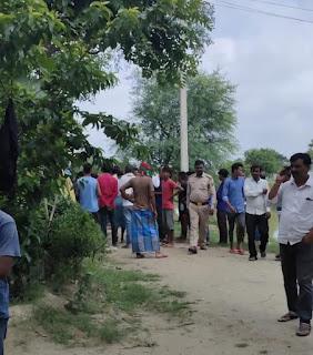 #JaunpurLive : नहर में मिला युवती का शव, आत्महत्या की आशंका