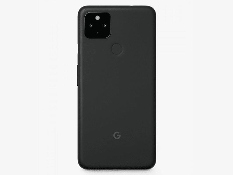 Google Pixel 5 in Black