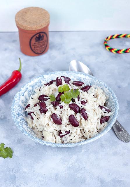 ryż po jamajsku